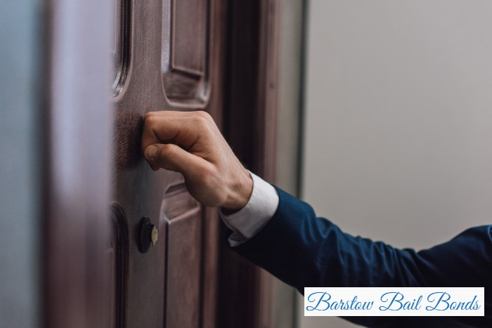 Should You Open Your Door When Someone Knocks?