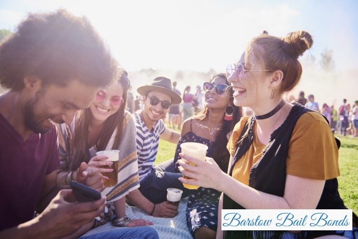 Public Intoxication in California